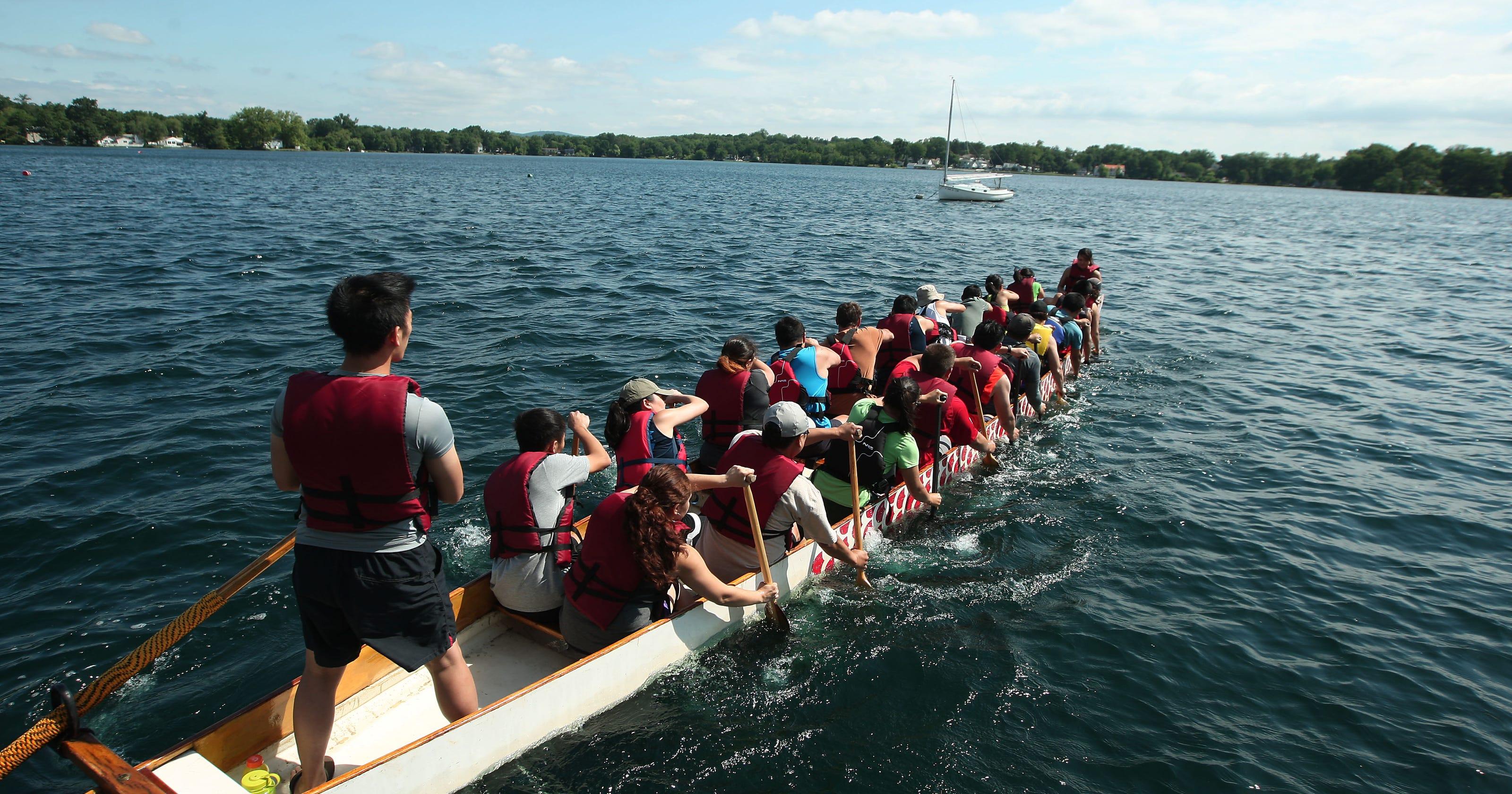 Lake Parsippany kicks off summer, seeks to expand membership