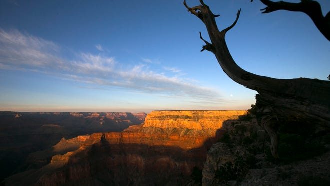 Priceless views like this one from Pima Point on the south rim of the Grand Canyon are free at Grand Canyon National Park during five free-access days in 2015.