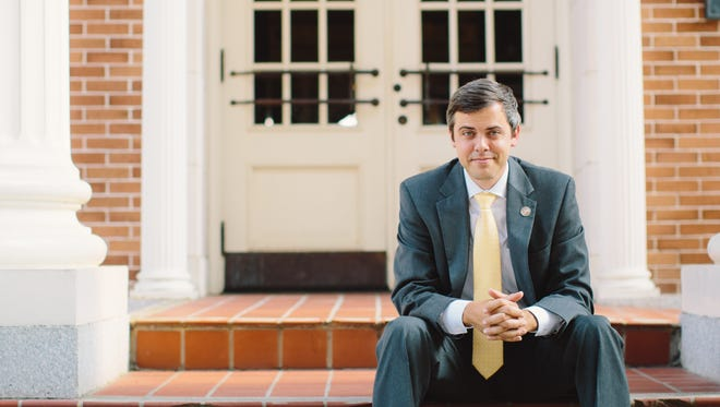 Toby Barker, a Hattiesburg resident, represents the 102nd District in the Mississippi House of Representatives.