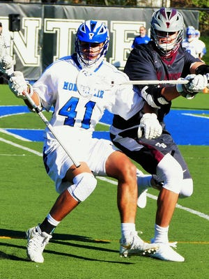 Finn Jensen (41) and Montclair have not given up despite a 2-7 record.