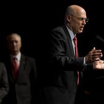 Ex-Treasury Secretary Henry Paulson has said building economic bridges with China is wise.