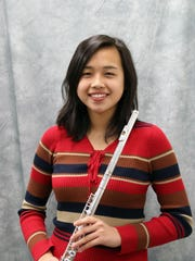 Alyssa Chen of the Pine Brook section of Montville has been named to the New Jersey Music Educators Association All-State High School Orchestra.
