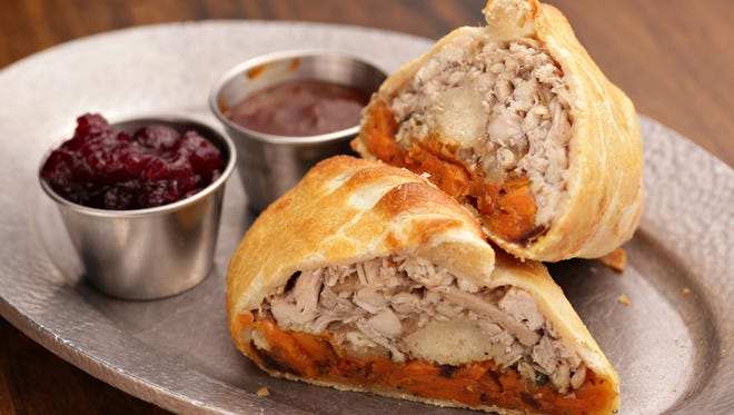 Cornish Pasty Co. is now open on Mill Avenue in Tempe. The Pilgrim pasty is a popular choice at the restaurant.