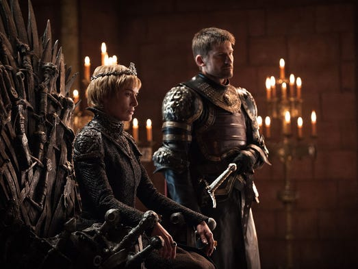 As you'll recall, the last season of 'Game of Thrones'