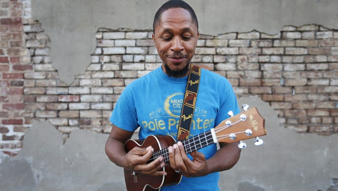 Patrick Mureithi along with Blue False Indigo and Lost and Found will perform at the Eden Village fundraising concert on Friday.