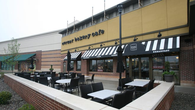 The Corner Bakery Cafe at The Shops at Nanuet will reopen to the public on Aug. 24.