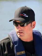 The late Kyler James Talbot was a champion powerboat racer.