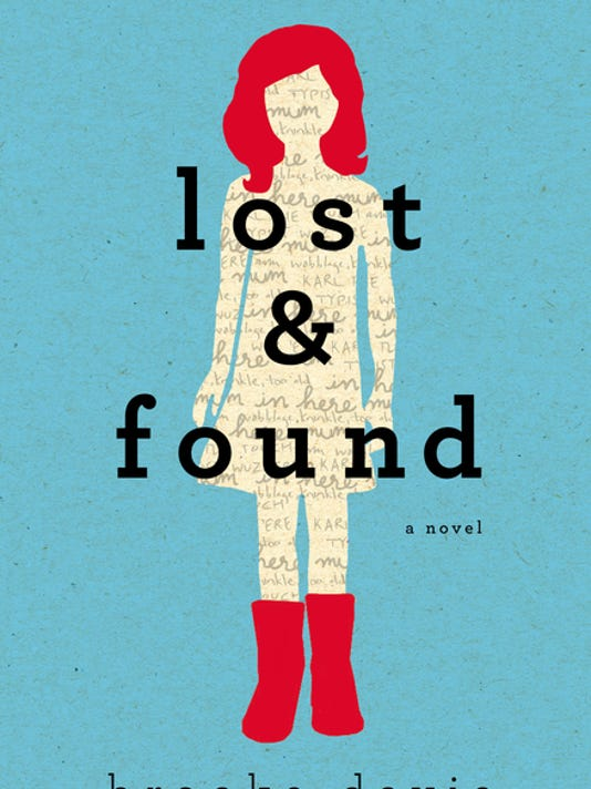 Book Review Lost and Found