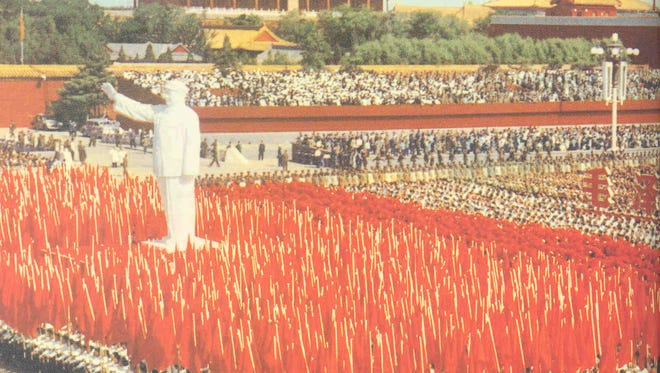 Mao Zedong, chairman of China's Communist Party, spurred the country's 10-year Cultural Revolution that began May 16, 1966, to help keep himself in power.