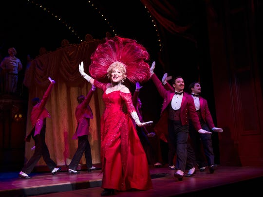 """Bette Midler stars in the revival of """"Hello, Dolly!"""" on Broadway."""