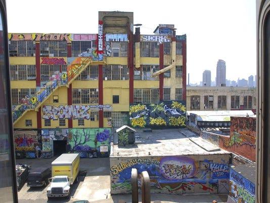 Graffiti Mecca-Lawsuit