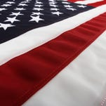 A stock image of the American flag.