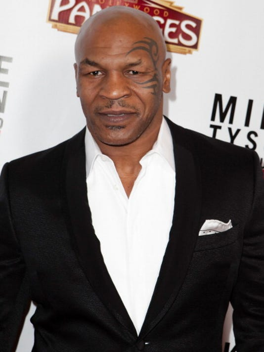 """""""Mike Tyson: Undisputed Truth"""" - Los Angeles Premiere"""