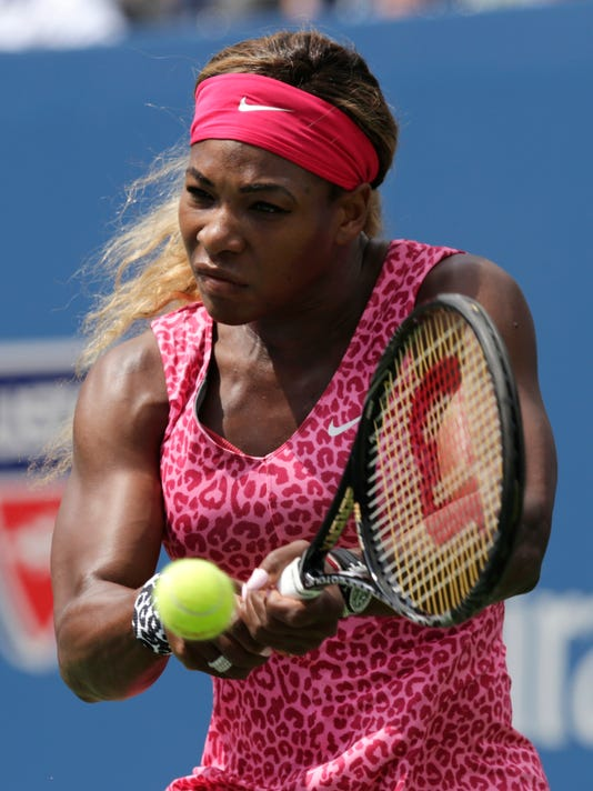 2014 US Open Tennis (2)