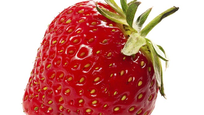 Does this strawberry remind you of an inflamed cervix? If so, you may be doctor. Medicine has a long, but fading, tradition of naming medical conditions after foods, a medical journal article says.