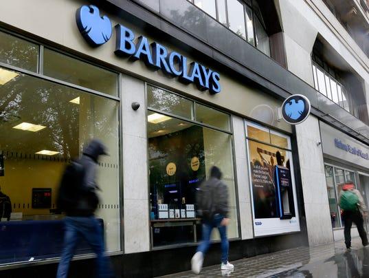 AP Britain Barclays