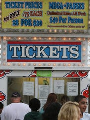 The second day of the 75th annual Middlesex County Fair at the Middlesex County Fairgrounds in East Brunswick.