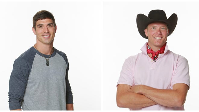 Two Iowans will compete in the Big Brother house this season.