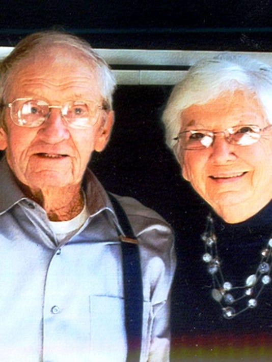 Anniversaries: Ralph Schriner & Juanita Schriner