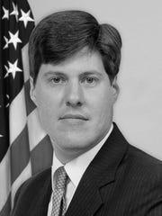 FBI agent Michael John Miller who died in the line of duty on Nov. 22, 1994