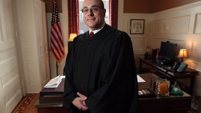 Morris-Sussex county Superior Court Assignment Judge Stuart Minkowitz