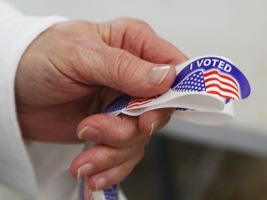 J&C file photo Voting