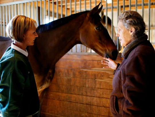 EquiTeam Co-founder and Executive Director Ellie Williams,