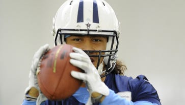 Titans rookie Tavai eager for training-camp challenge