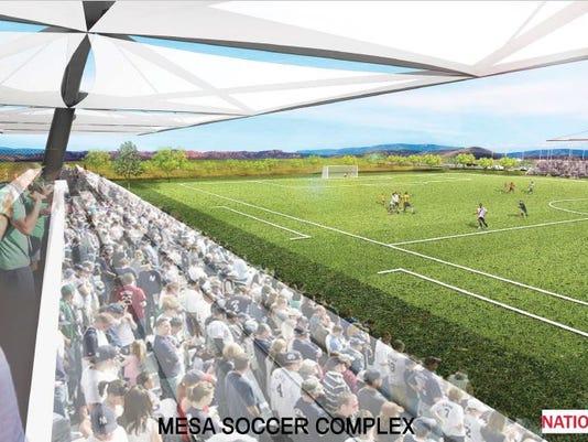 Mesa soccer complex
