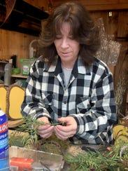 Cross Creek Farm and owner Carolyn Bupp creates an