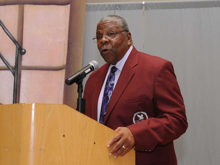 Dr. Hallie Gregory served as the UMES Athletic Director