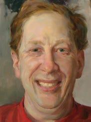 "Dan Daugue was part of Rose Frantzen's ""Portrait of"
