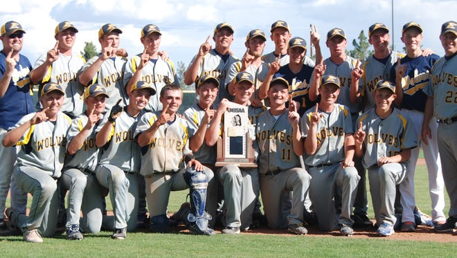 Enterprise won the 2A state title with a 13-11 win over North Sevier.