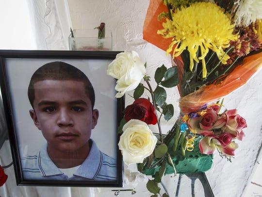 Jose Antonio Elena Rodriguez was killed on Oct. 10, 2012, in Nogales, Mexico, when  Border Patrol Agent Lonnie Swartz shot through the border fence.