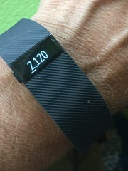 My Fitbit Charge has seen quite a bit of use, I almost never take it off as is evidenced by he fact that I got little flecks of paint on it when we recently repainted a few rooms at my house. Sales for wearable tech devices have taken off as the devices become more and more popular.