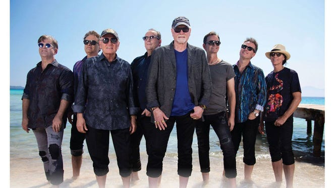 The Beach Boys will rock The Grand on June 8.