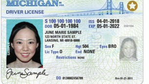 A court order that stopped suspensions of some Michigan driver's licenses has been frozen, at least temporarily.