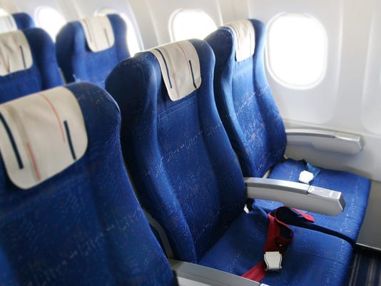 Seat Sprawling An Uncomfortable Problem For All Fliers