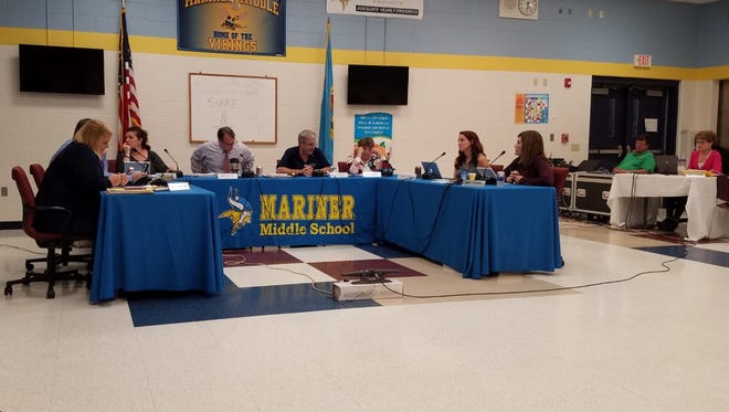 The Cape Henlopen Board of Education voted on Oct. 13 to have secondary schools in the district start before elementary schools.