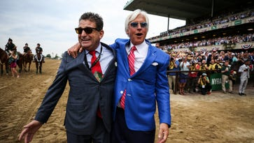 Meet the key people involved in Justify's Triple Crown run