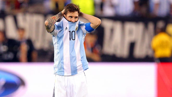 2. Lionel Messi | Total: $111M | Salary/winnings: $84M | Endorsements: $27M | Sport: Soccer