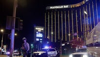 The Las Vegas Strip will see unprecedented security for New Year's Eve, which takes place three months after the worst mass shooting in U.S. history.