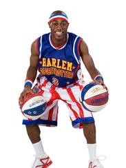 The world famous Harlem Globetrotters will visit Westchester