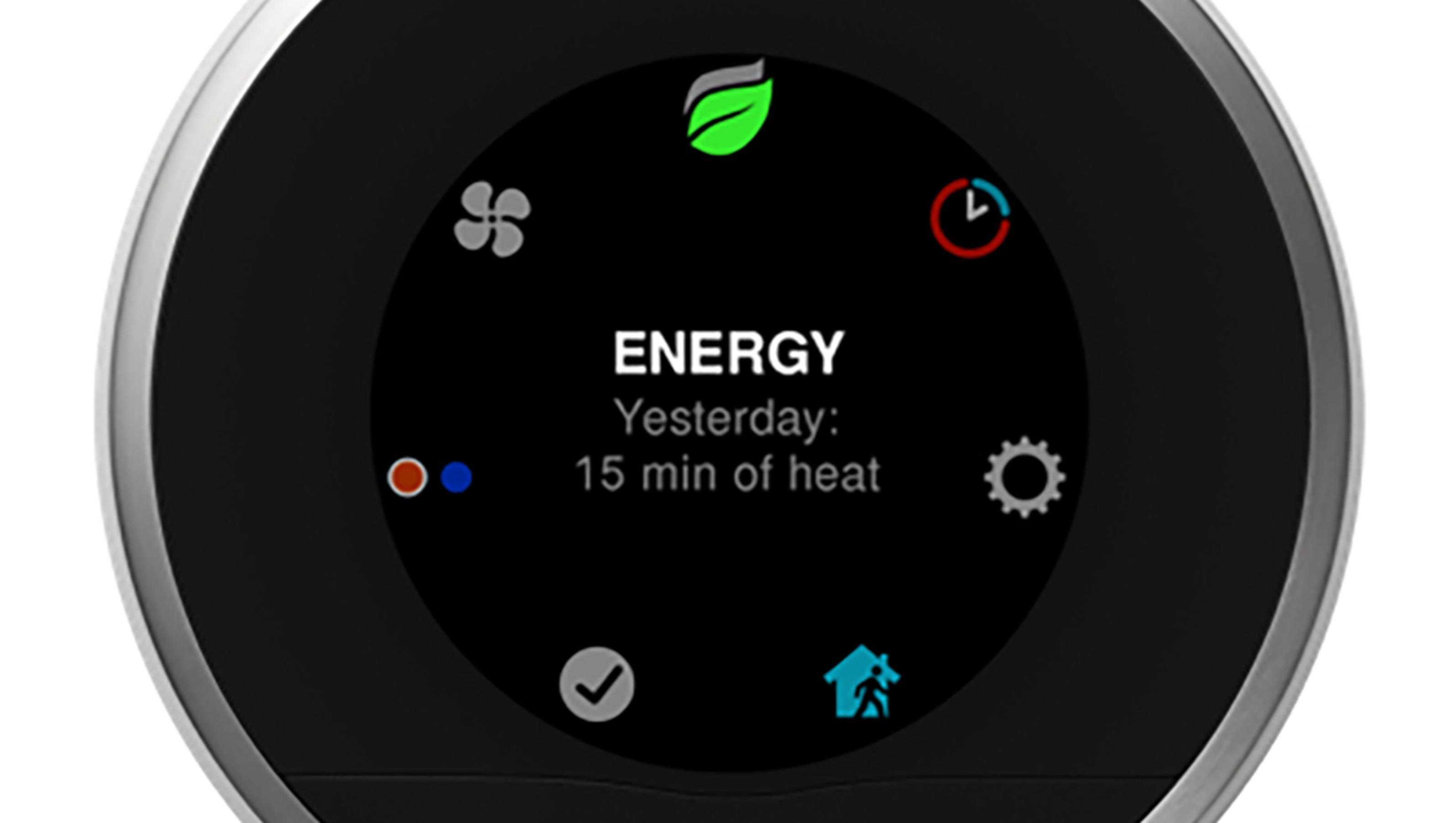 Nest thermostat: Bigger savings after software upgrade #023283