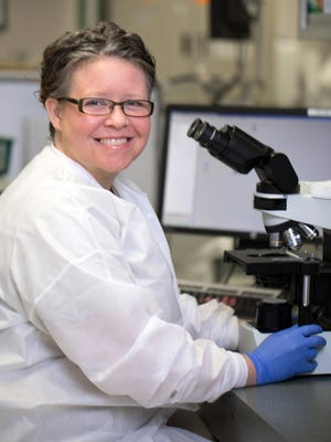 Rachel Salorio is a medical technologist for Rockledge Regional Medical Center.