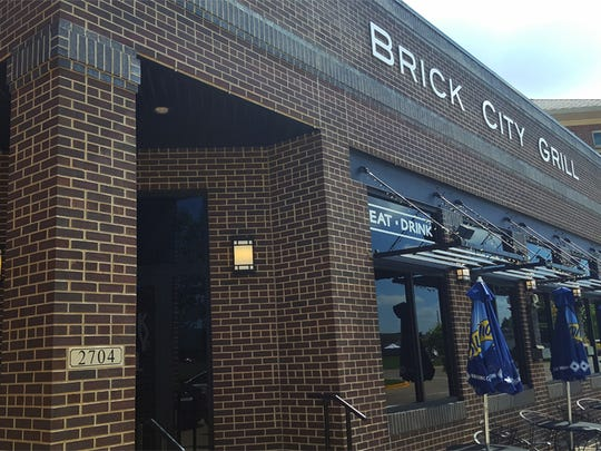 Grab burgers in a family-friendly environment at Brick City Grill in Ames.