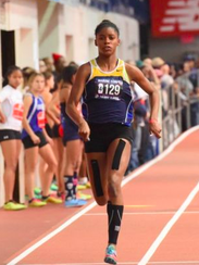 Vanessa Watson, a junior with a 93 average, played soccer for years, including as a forward on the 2016 Class A state champion team at Spencerport. These days, Watson is at the top of at least two national indoor track high school leaderboards.