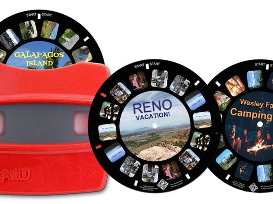 RetroViewer from Image3D