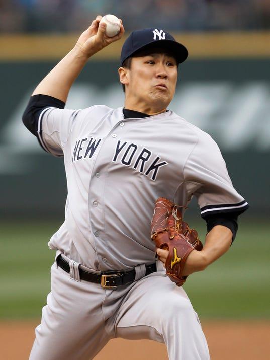 2014-06-11 Masahiro Tanaka