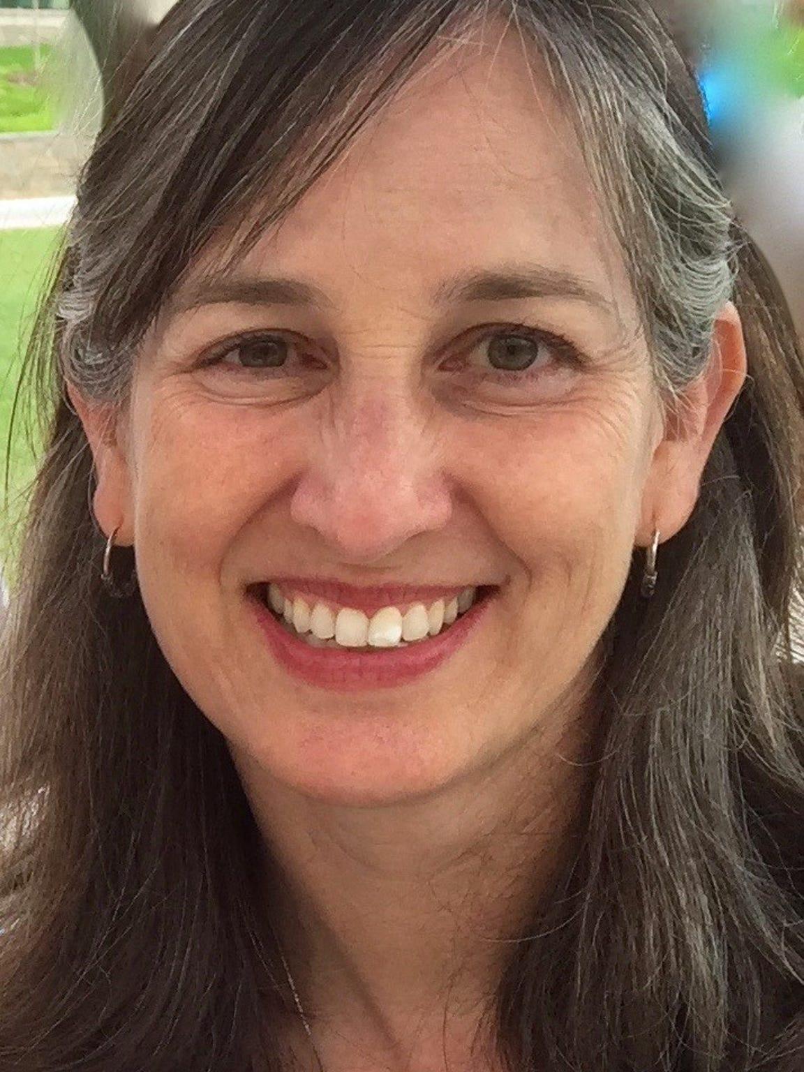 Sunita Patterson of Unitarian Universalist Congregation